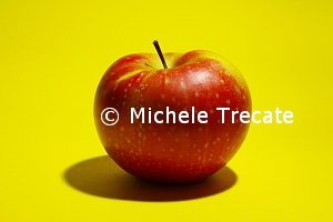 foto di una mela