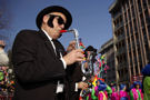 Carnevale di Borgosesia: Blues Brother