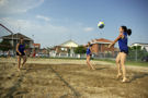Fotografie di beach volley