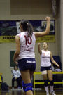 pallavolo femminile: S2M Volley Vercelli contro Email.it Canavese volley
