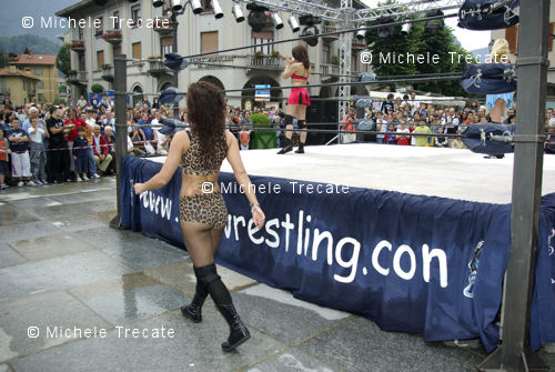 Fury Lisa: wrestling a Varallo Sesia