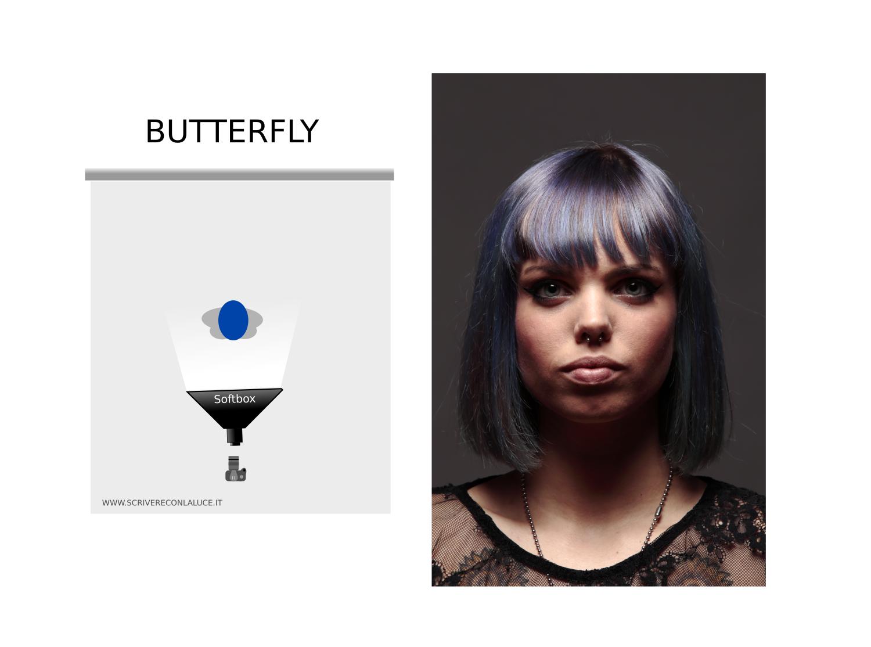 butterlfy luce